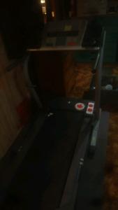 NordicTrack 12 speed treadmill