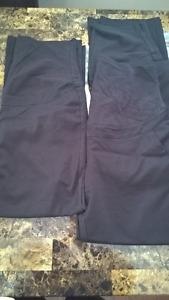 Thyme maternity dress pants