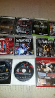 Xbox/Ps3/Ps2 games offer