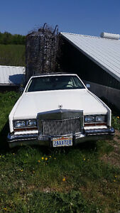 1982 Cadillac Eldorado Coupe (2 door)