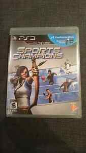 Playstation Move Sports champions for sale 15$ New never played West Island Greater Montréal image 1