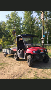 2008 Polaris ranger xp