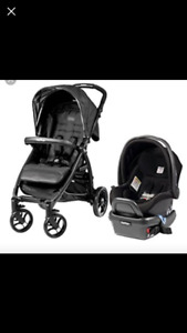 PEG PEREGO BOOKLET TRAVEL SYSTEM BRAND NEW IN BOX