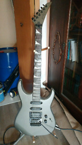 Electric guitar A series in excellent condition