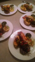 PRIVATE CHEF DINNER PARTIES!