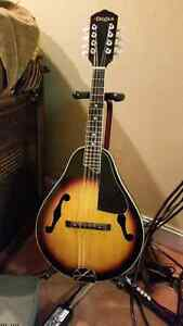A-frame Mandolin
