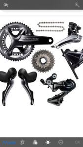 Groupe Dura Ace 2018 disc