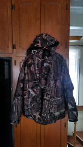 New hunting jacket / yukon gear