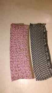 Louis & Vuitton scarfes 40 for both
