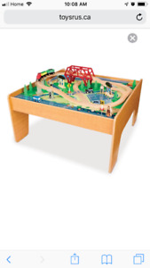Imaginarium Train Set with Table