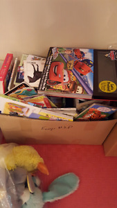 BIG BOX of Baby and toddler books