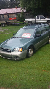 2002 Subaru Outback Outback w/All Weather Pkg Wagon