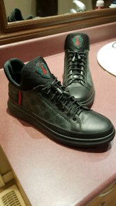 Custom made Gucci shoes size 10