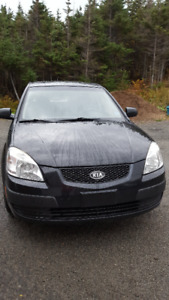 2009 Kia Rio 4-Door Sedan for Sale