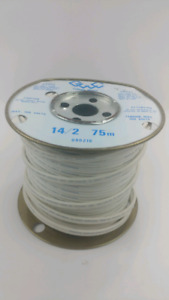 NMD-7 Nylon 14/2 AWG 300 Volts Cable. 70m