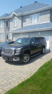 Gmc Yukon denali Xl  2015 mint