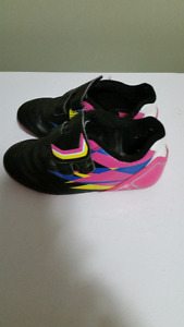 Young Girls Soccer cleats, size 10