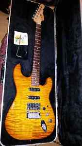 G&l Legacy Deluxe Flame top West Island Greater Montréal image 8