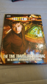 Selling my doctor who book collection