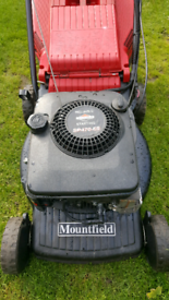 Petrol lawnmowers repaired, bought, serviced