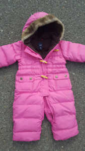 Baby Gap snow suit 6-12 months
