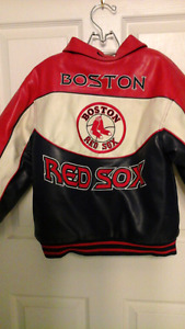 Boston Red Sox   Nike winter lined jacket Size 8/10