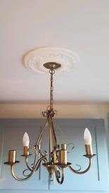 Ceiling lamp 5 light