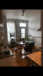 3.5 Summer Sublet - 4 Month - May 1st to September 1st-