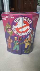 1988 Ghostbusters Collectors Case