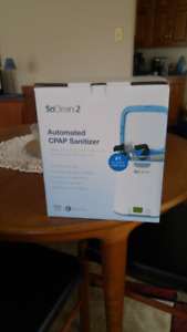 Automated CPAP Sanitizer   SoClean2