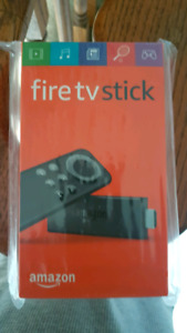 Brand new Amazon Fire TV Stick