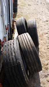 (7)     245/70/19.5   TIRES  $300.00 firm