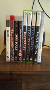 Great Games for PS3 & XBOX360