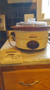 Rival Crock Pot (Slow cooker)