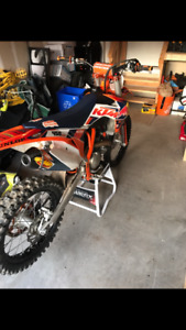 Ktm 450 Factory Edition