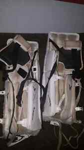 "Vaughn goalie pads 30"" + 1 Stratford Kitchener Area image 3"