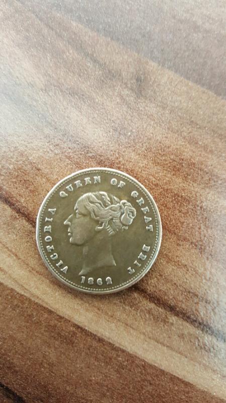 Uncirculated  1837 road to Hanover queen victoria bronze coin   in  Peterborough, Cambridgeshire   Gumtree