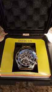 New in case Invicta Pro Diver SS men's watch.