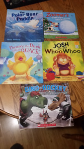 Lots of children's / youths books!