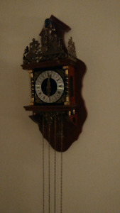 Clock from germany