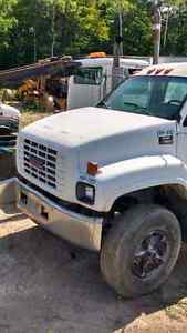 GMC c7500 for sale or parts for sale.