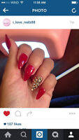 Experienced Nail Technician looking for ft or pt employment