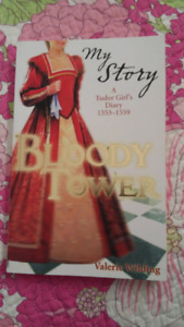 My Story: The Bloody Tower by Valerie Wilding