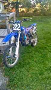 2002 yz250f runs amazing  try your trade