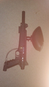 Paintball marker Carver one