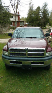 New Price! It's Gotta Go! 2001 Dodge Power Ram 2500 Pickup Truck