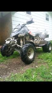 2006 canam ds650