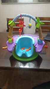 Infant 3 stage super seat baby activity feeding booster seat and St. John's Newfoundland image 2