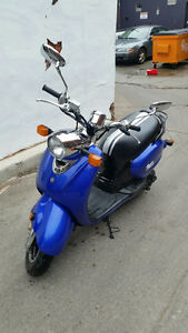 Yamaha Vino 125 ***NOW SOLD***
