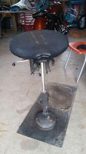 Swivel Chair for garage